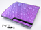 Purple Rain Skin for the Playstation 3