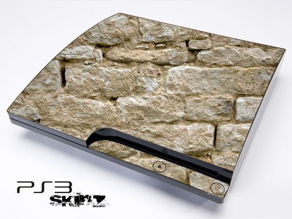 Brick Wall Skin for the Playstation 3