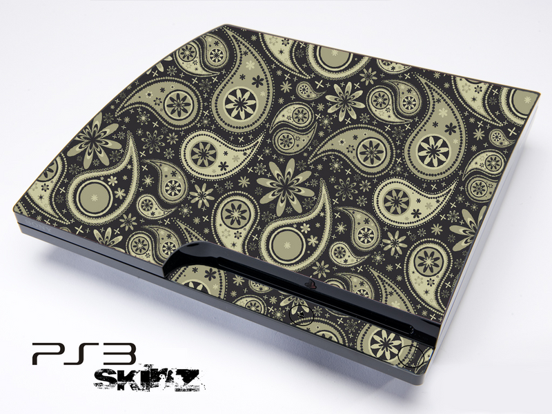 Paisley Skin for the Playstation 3