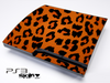 Cheetah Print Skin for the Playstation 3