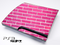 Pink Brick Wall Skin for the Playstation 3
