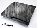 Scratched Grunge Skin for the Playstation 3