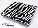 Zebra Print Skin for the Playstation 3