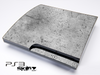 Grunge Concrete Skin for the Playstation 3