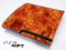 Heavy Flames Skin for the Playstation 3