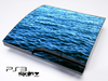 Rough Water Skin for the Playstation 3