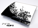 Abstract Swirls Skin for the Playstation 3