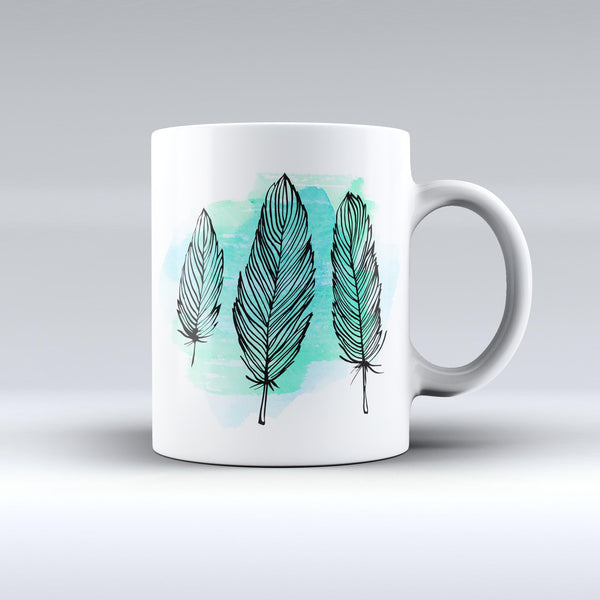 The-Pen-&-Watercolor-Feathers-ink-fuzed-Ceramic-Coffee-Mug