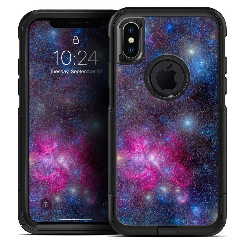 Pink & Blue Galaxy - Skin Kit for the iPhone OtterBox Cases
