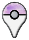 Pink 981 Absorbed Watercolor Texture Pokémon GO Plus Vinyl Protective Decal Skin Kit