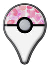 Pink Dotted Absorbed Watercolor Texture Pokémon GO Plus Vinyl Protective Decal Skin Kit