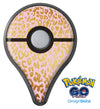 Pink Gold Flaked Animal v3 Pokémon GO Plus Vinyl Protective Decal Skin Kit