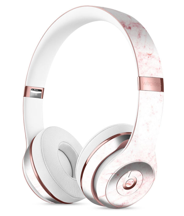 Pink Red Marble Surface Full-Body Skin Kit for the Beats by Dre Solo ... 9f0c9b7aea26