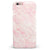 Pink Slate Marble Surface V43 iPhone 6/6s or 6/6s Plus INK-Fuzed Case