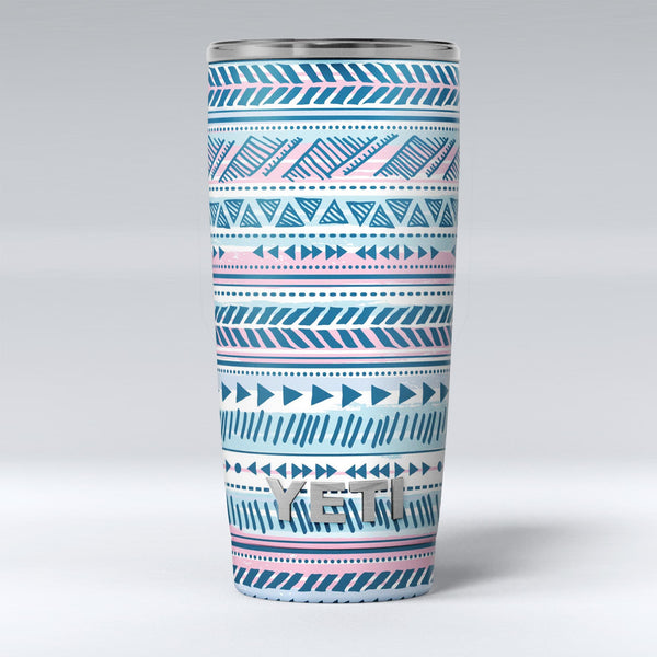 Pink_to_Blue_Tribal_Sketch_Pattern_-_Yeti_Rambler_Skin_Kit_-_20oz_-_V1.jpg