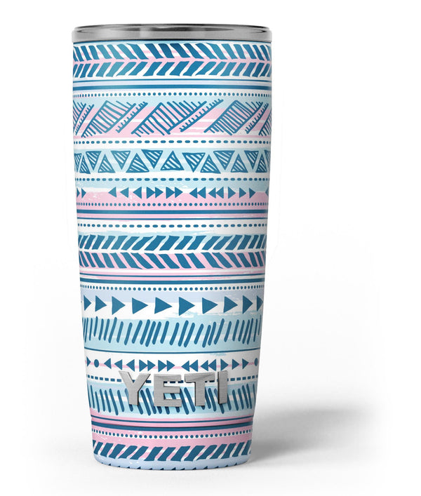Pink_to_Blue_Tribal_Sketch_Pattern_-_Yeti_Rambler_Skin_Kit_-_20oz_-_V3.jpg