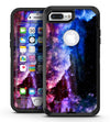 Purple Blue and Pink Cloud Galaxy - iPhone 7 Plus/8 Plus OtterBox Case & Skin Kits