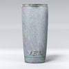 Purple Slate Marble Surface V22 Yeti Rambler Skin Kit