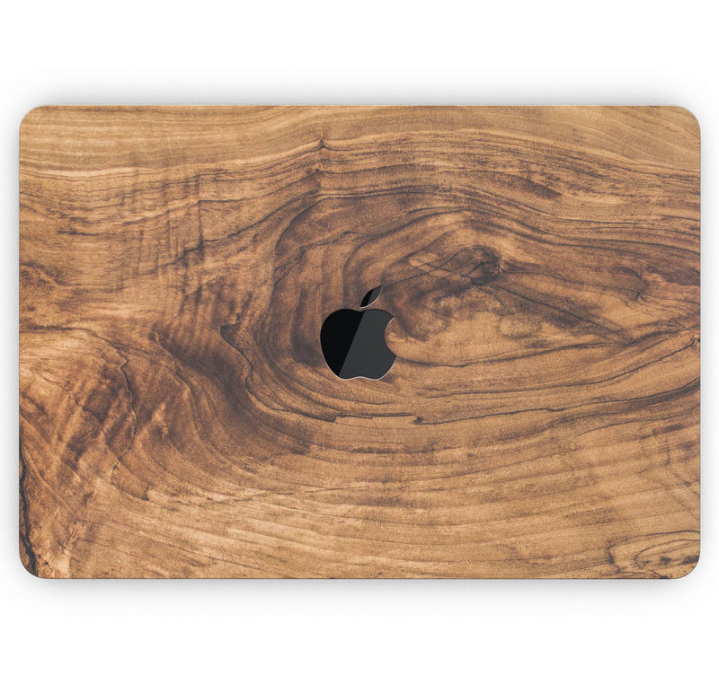 "Raw Wood Planks V11 - Skin Decal Wrap Kit Compatible with the Apple MacBook Pro, Pro with Touch Bar or Air (11"", 12"", 13"", 15"" & 16"" - All Versions Available)"