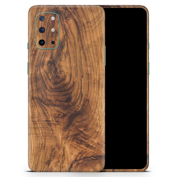Raw Wood Planks V11 - Full Body Skin Decal Wrap Kit for OnePlus Phones