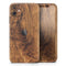 Raw Wood Planks V11 - Skin-Kit for the Apple iPhone 11, 11 Pro or 11 Pro Max