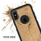Raw Wood Planks V5 - Skin Kit for the iPhone OtterBox Cases