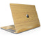 "Real Light Bamboo Wood - Skin Decal Wrap Kit Compatible with the Apple MacBook Pro, Pro with Touch Bar or Air (11"", 12"", 13"", 15"" & 16"" - All Versions Available)"