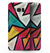 Retro Vector Sharp Shapes - Samsung Galaxy S8 Full-Body Skin Kit