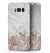 Rose Gold Lace Pattern 4 - Samsung Galaxy S8 Full-Body Skin Kit