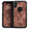 Rose Gold Liquid Abstract - Skin Kit for the iPhone OtterBox Cases