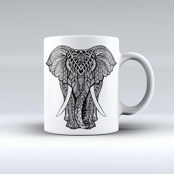 The-Sacred-Ornate-Elephant-ink-fuzed-Ceramic-Coffee-Mug