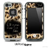 Custom Add-Your-Own-Image Skin for the iPhone 5 or 4/4s LifeProof Case