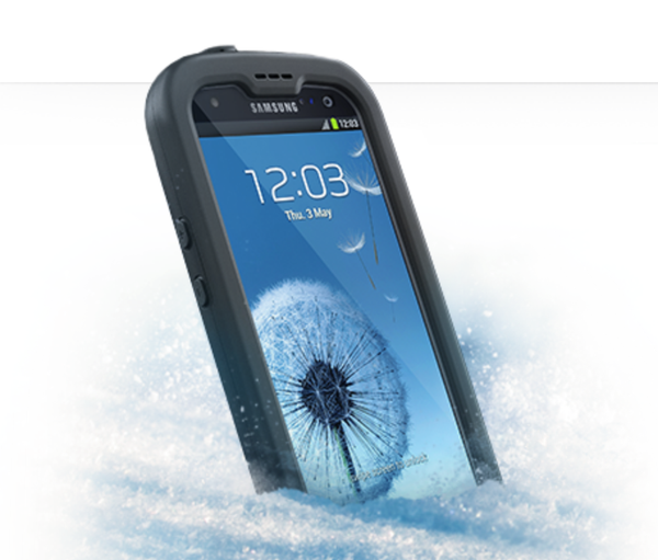 The NUUD LifeProof Case for the Samsung Galaxy S III