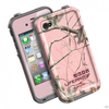 The Pink / RealTree APC LifeProof Limited-Edition Realtree iPhone Case for the iPhone 4s / 4