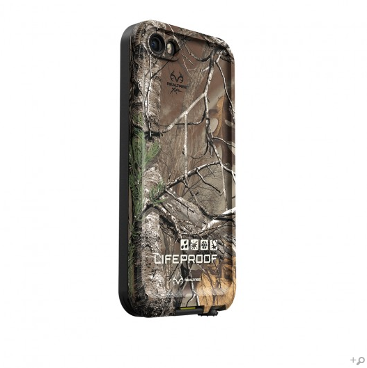 The Black & Realtree Xtra LifeProof Limited-Edition Realtree iPhone Case for the iPhone 5/5s
