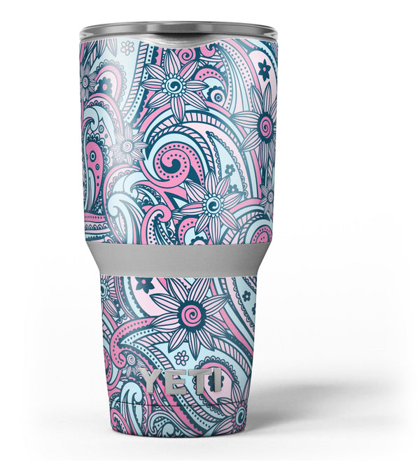 Seamless_Mint_and_Pink_Sprout_-_Yeti_Rambler_Skin_Kit_-_30oz_-_V3.jpg
