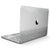 Silver and White Unfocused Sparkle Orbs - MacBook Pro with Touch Bar Skin Kit