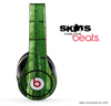 Green Bamboo Skin for the Beats by Dre