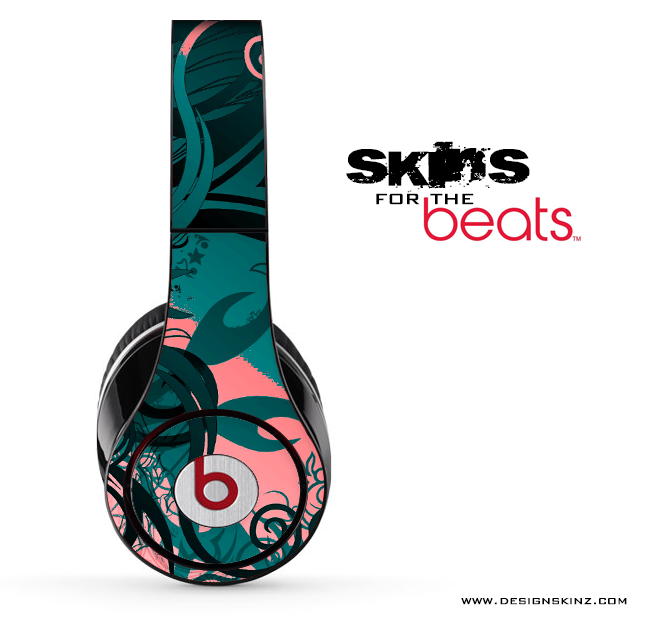 Abstract Swirls Skin for the Beats by Dre
