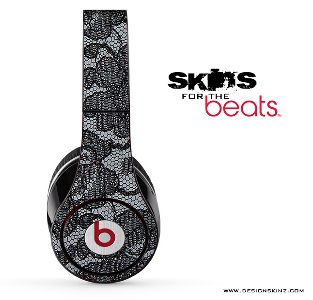 Blacken Lace Skin for the Beats by Dre