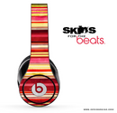 Colorful Vintage Striped Skin for the Beats by Dre