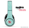 Green Plaid Skin for the Beats by Dre