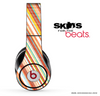 Slanted Vintage Striped Skin for the Beats by Dre