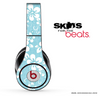 Hawaiian Blue Skin for the Beats by Dre