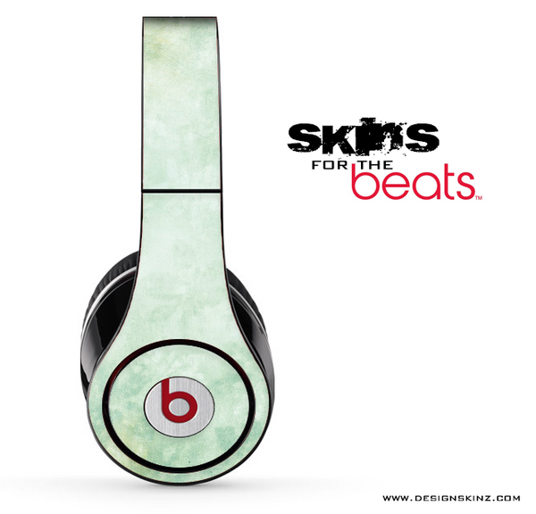 Grungy Green Skin for the Beats by Dre
