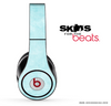 Grungy Blue Skin for the Beats by Dre