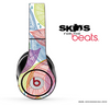 Seamless Leaves Illustration Skin for the Beats by Dre