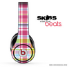 Color Plaid Skin for the Beats by Dre