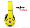Solid Yellow for the Beats by Dre
