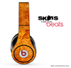 Orange Land Skin for the Beats by Dre
